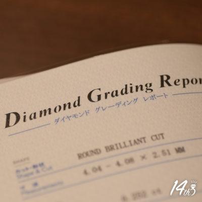 ダイヤモンドレポート