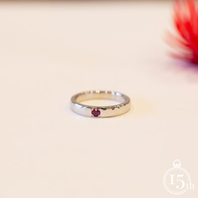 小指用指輪